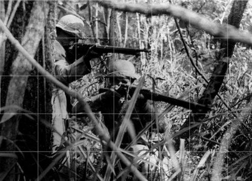 soldado paraguayos -guerra del chaco
