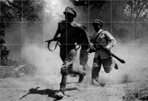 soldados bolivianos -guerra del chaco