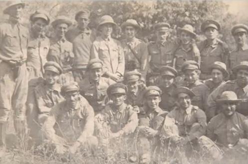 soldados paraguayos -guerra del chaco