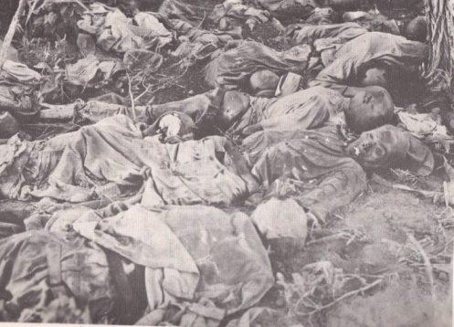soldados paraguayos muertos en boqueron guerra del chaco