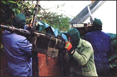 armas del IRA d