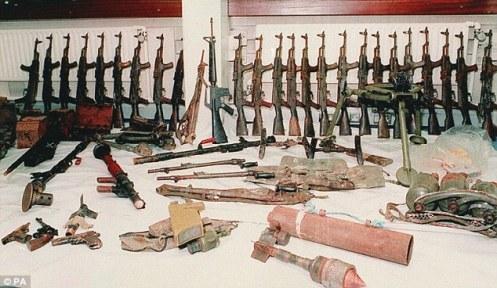 arsenal IRA