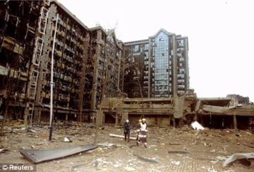atentado de Docklands en 1996 (2)