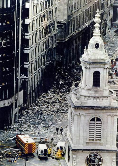 Bishopsgate BOMB IRA