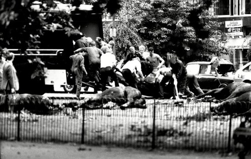 bomba IRA 1982 hyde park