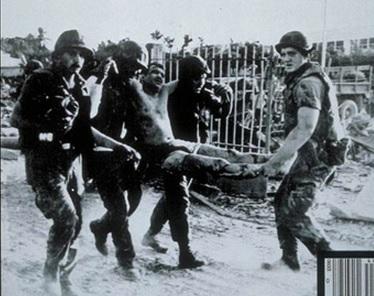 BOMBAS en el cuartel estadoundiense 1983 (9)