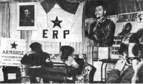 conferencia del prensa del ERP
