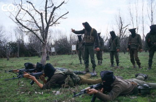 Armenian Secret Army Training Camp