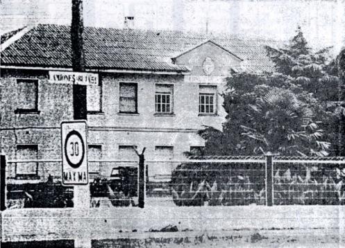 ERP cuartel de azul 1974