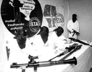 ETA politico militar