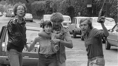 Jean-Pierre Pochon, captura a la terrorita de Action Directe Ménigon Rouillan.