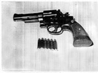 José Ignacio Rucci revolver MONTONEROS