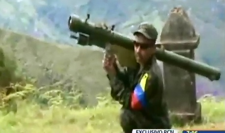 misiles FARC strela-2