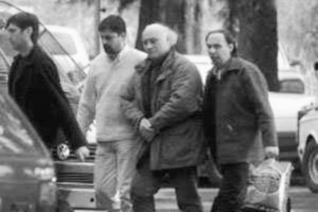 Montoneros Roberto Cirilo Perdía detenido.