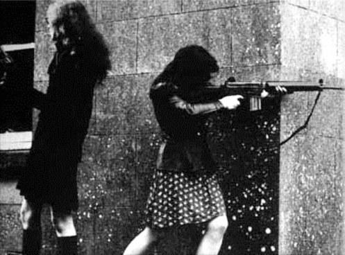 mujer del IRA.