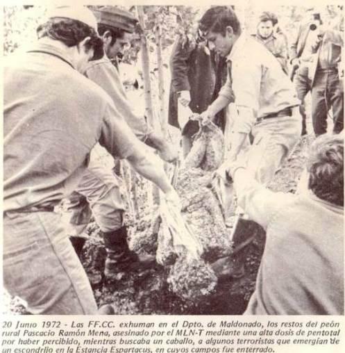 Pascasio_Mena_exhumado_acciones terroristas del MLN-T