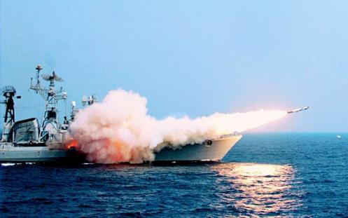 BrahMos-Ship-Launch