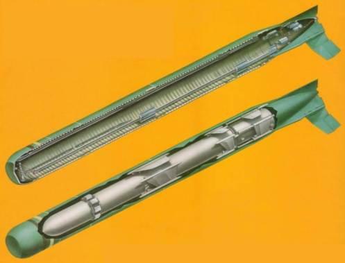 harpoon capsule