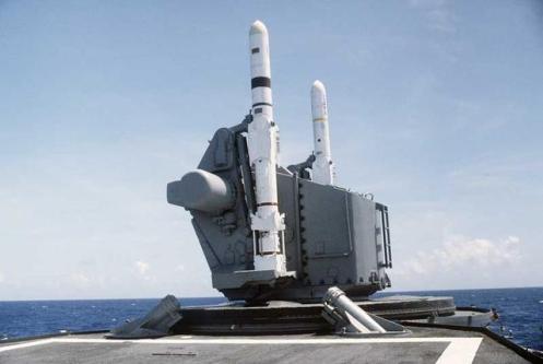 Resultado de imagen de misiles antibuque Harpoon