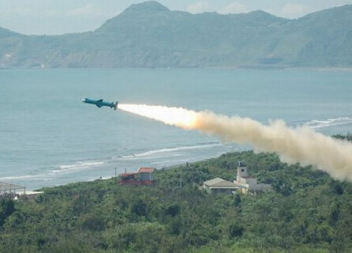 HF-2 MISSILE TAIWAN