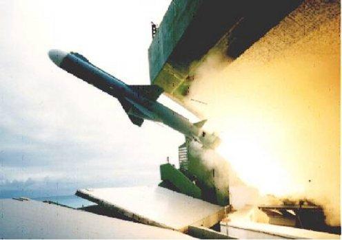 HF 2 missile