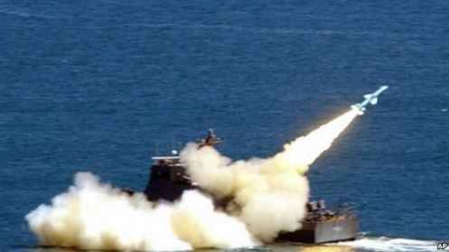 hf-2 missile