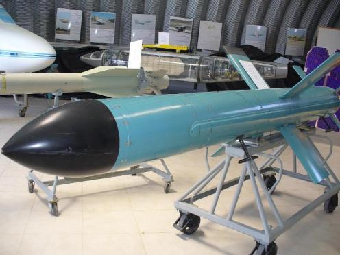 misil antibuque Gabriel Mk III