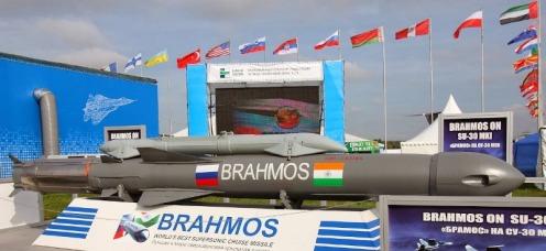 MISIL - BRAHMOS 2