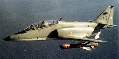 A-36M Halcón armado con Sea Eagle  subida por Punisher_Ch a Razón y Fuerza