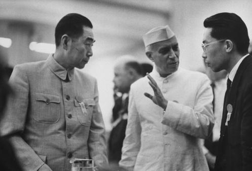 En-Lai Chou;Jawaharlal Nehru