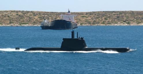 Resultado de imagen de submarino Papanikolis,
