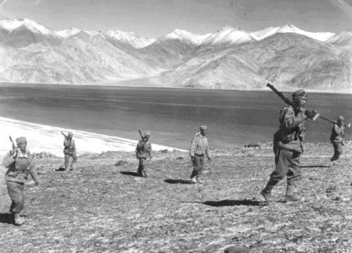 sino-indiaWar of 1962