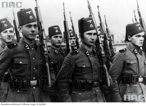 3.ª División de Montaña SS Handschar (1)