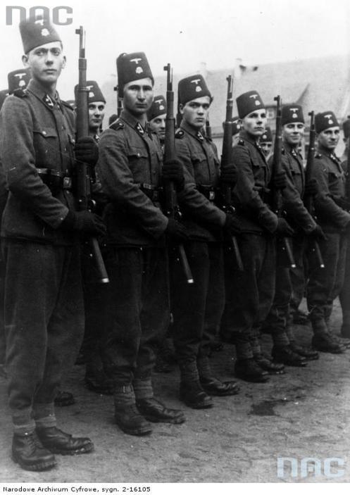 3.ª División de Montaña SS Handschar (3)