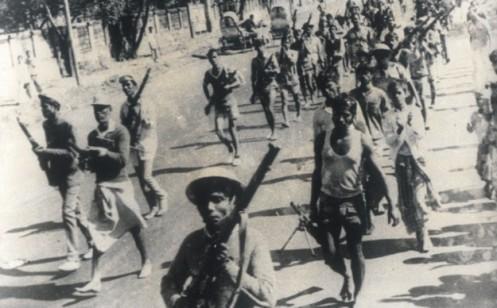 bangladesh guerrilla