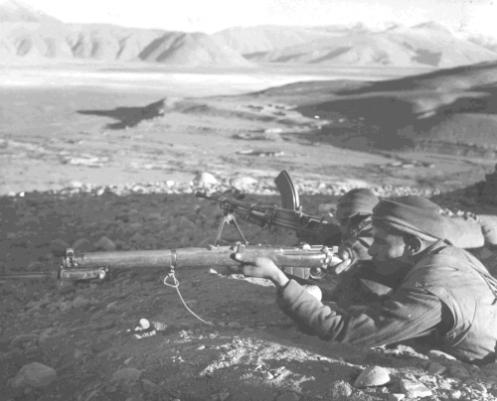 guerra Sino-india 1962  d