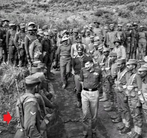 india army 1971