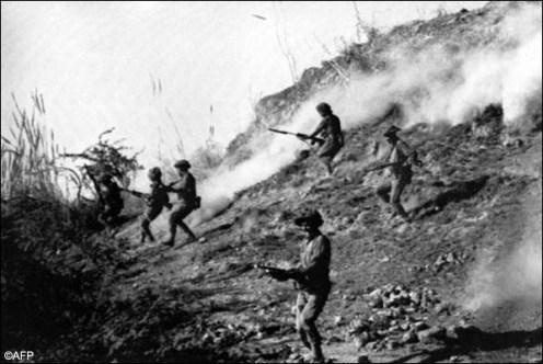 indian war1971