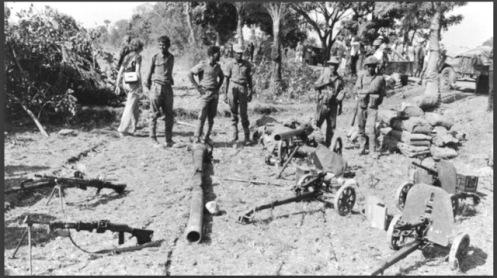 indo pak war 1971. sr