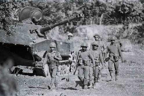 indo pak war 1971