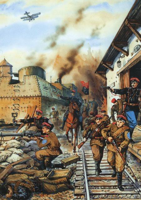 Kornilov regimiento d