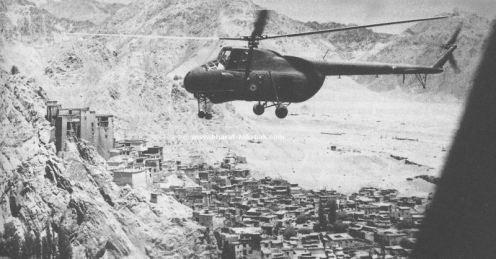 Mi-4a de la India 1962