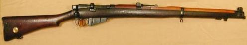 SMLE mk. III (latter known as SMLE No.1 Mk.3)