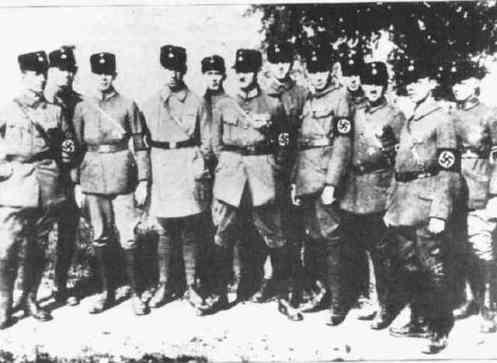 Foto  Stosstrupp (Tropas de asalto) de Adolf Hitler ccc06442d02