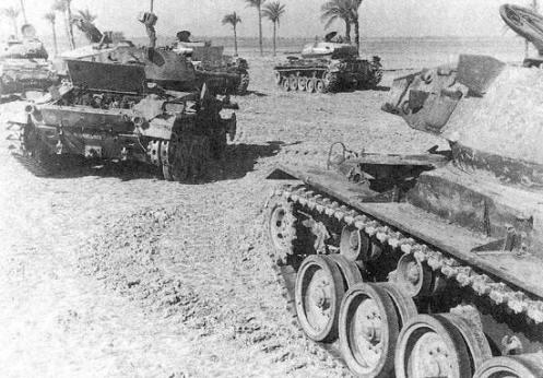 tank damage war 1971