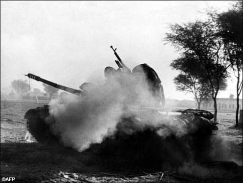 tank indo pak war 1971