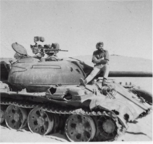 battle of longewala 1971