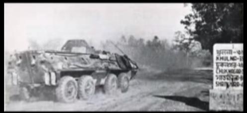 BTR-60 INDIAN PAK WAR 1971