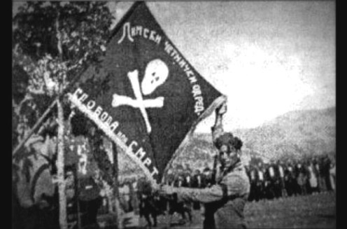 chetnik flag
