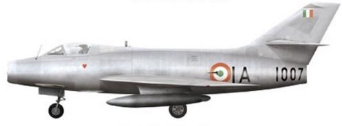 Dassault MD 454 Mystère IVA